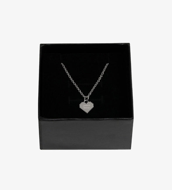 Weverse Shop NECKLACE 01 HEART [PRE-ORDER] TXT BLUE HOUR OFFICIAL UNIFORM