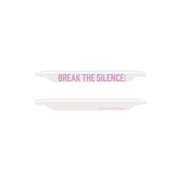 Weverse Shop PEN 01 BTS - BREAK THE SILENCE OFFICIAL MD