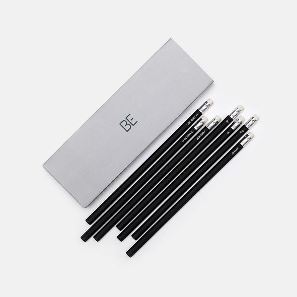 Weverse Shop PENCIL SET [PRE-ORDER] BTS BE ALBUM OFFICIAL MD