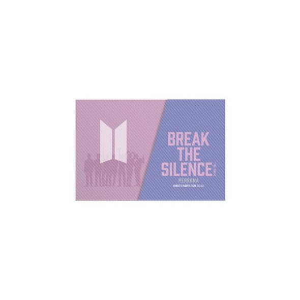 Weverse Shop PHOTO BINDER BTS - BREAK THE SILENCE OFFICIAL MD