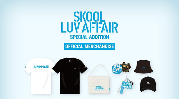 Weverse Shop [PRE-ORDER] BTS SKOOL LUV AFFAIR SPECIAL ADDITION