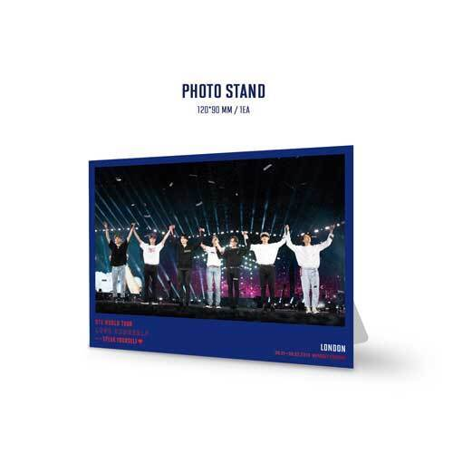 Weverse Shop [PRE-ORDER] BTS WORLD TOUR 'LOVE YOURSELF SPEAK YOURSELF' LONDON DVD RAY