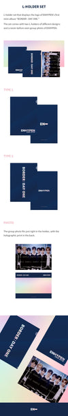 Weverse Shop [PRE-ORDER] ENHYPEN OFFICIAL MD [BORDER : DAY ONE]