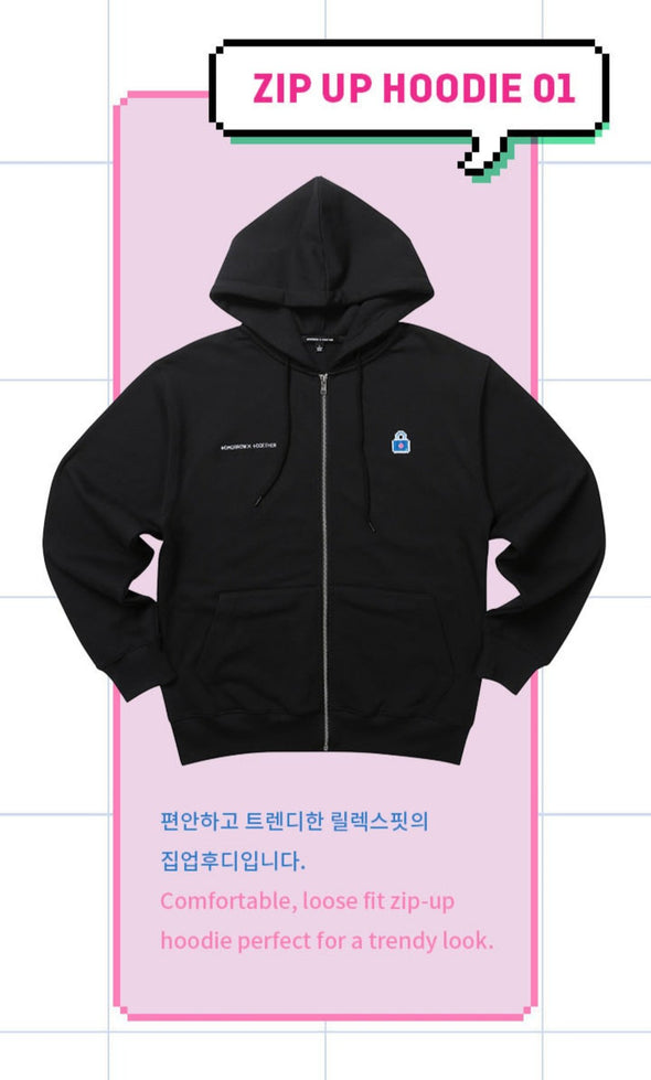 Weverse Shop [PRE-ORDER] TXT BLUE HOUR OFFICIAL UNIFORM