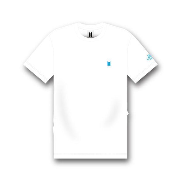 Weverse Shop White T-Shirt  M [PRE-ORDER] BTS SKOOL LUV AFFAIR SPECIAL ADDITION