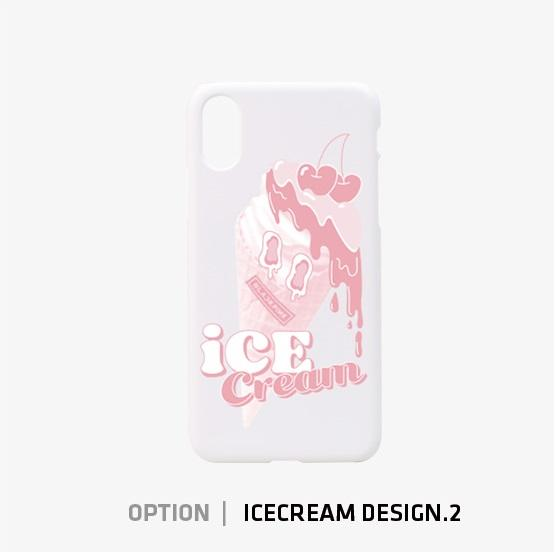 YG SELECT [PRE-ORDER] BLACKPINK - OFFICIAL MD [ICECREAM] iPHONE CASE LINE