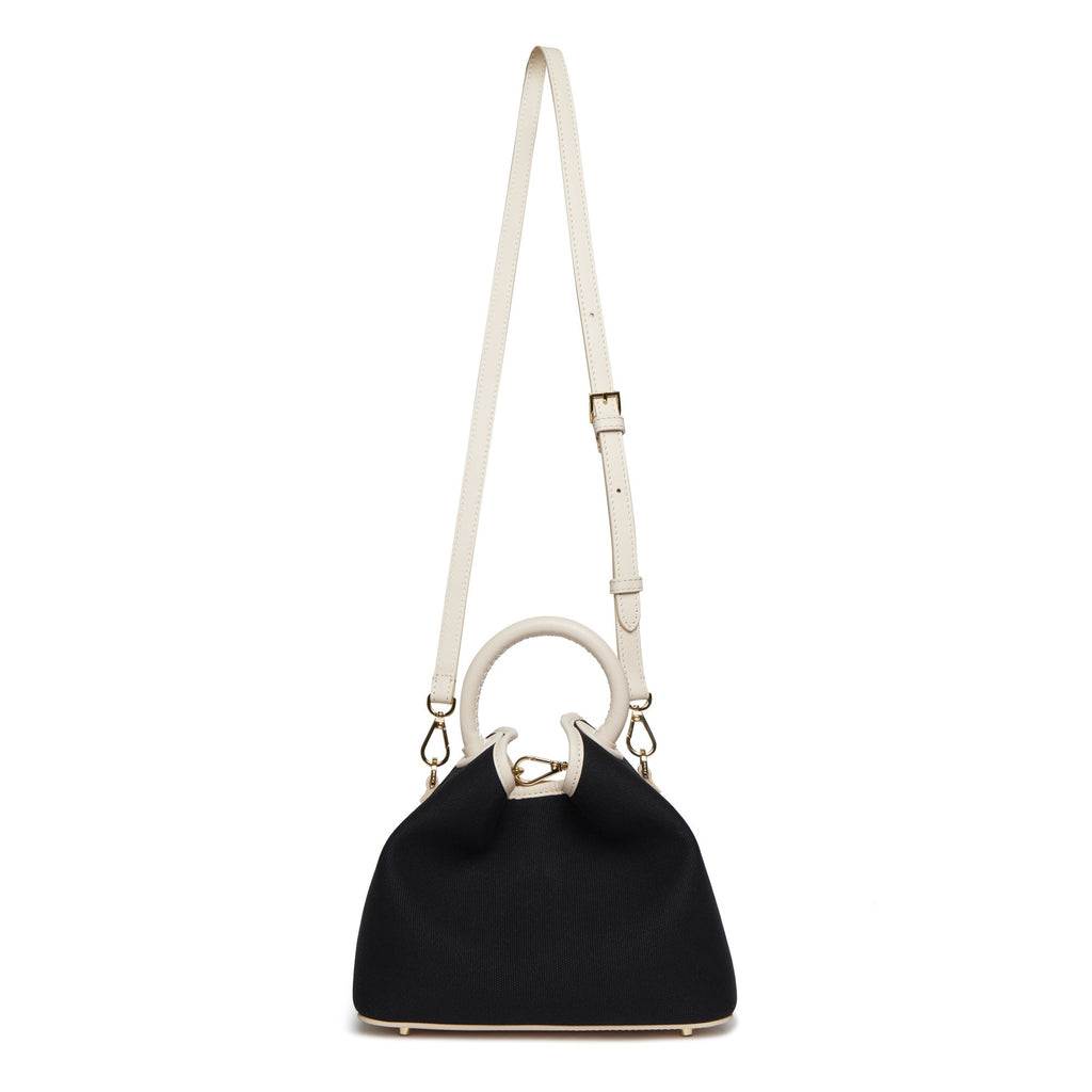 Baozi Canvas <span>Black / Beige</span>