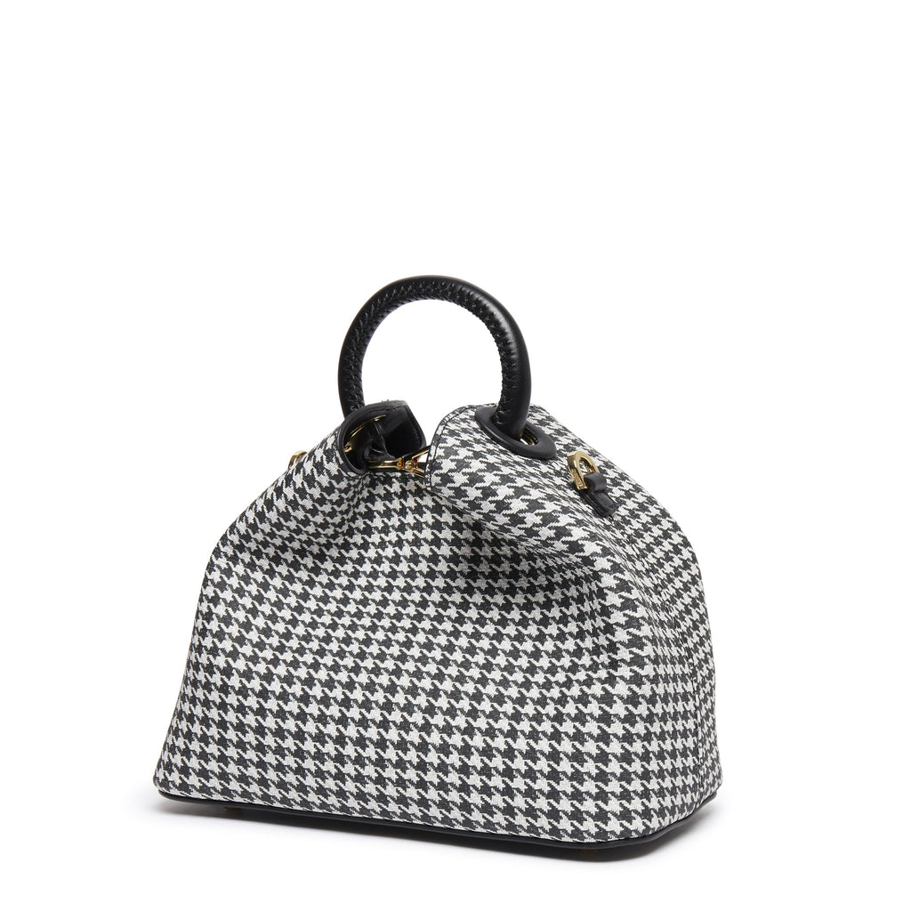 Baozi <span>Houndstooth Black</span>