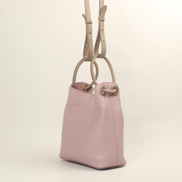 Small Vosges - LIGHT MAUVE / DARK GREY