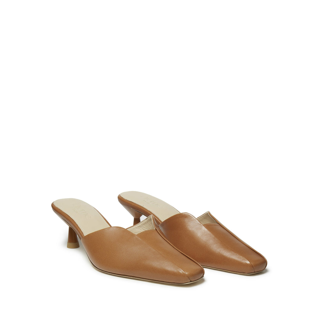 Mules <span>Brown