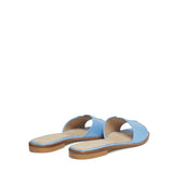 Stitch Sandal Blue