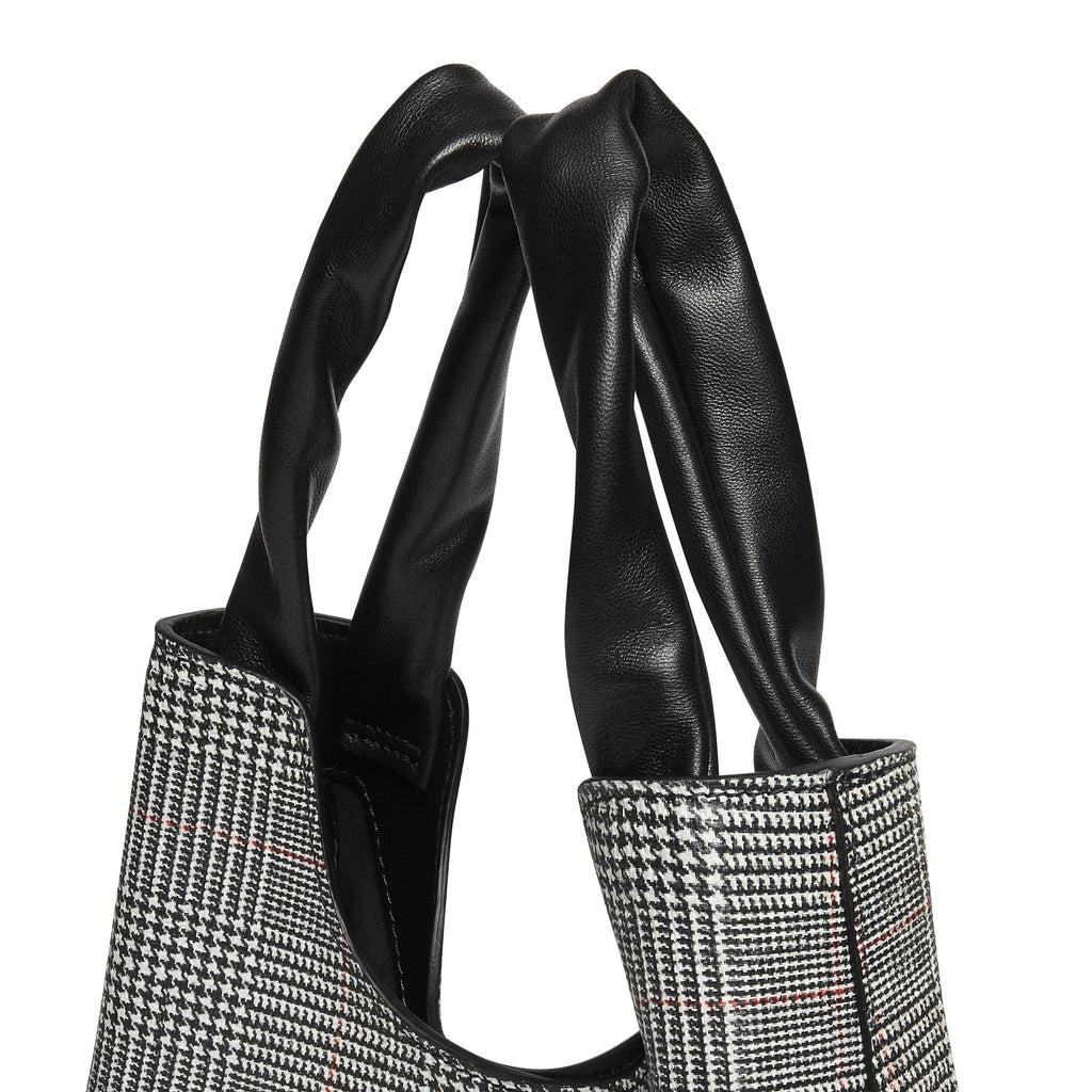 Shopper - Plaid <span>Grey</span>
