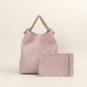 Small Vosges Light Mauve/Dark Grey