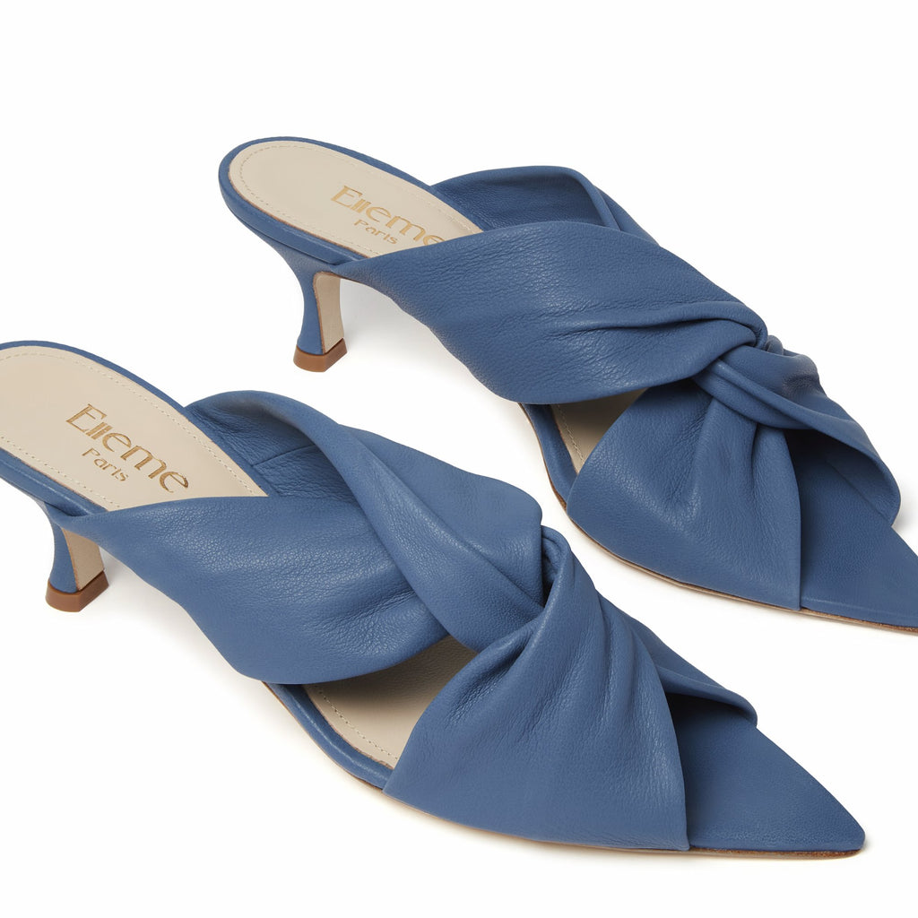 Tresse Heel<span>Medium Blue</span>