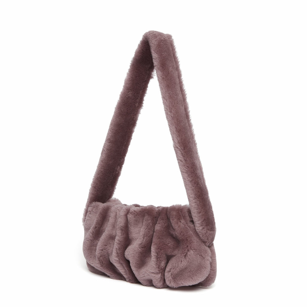 Vague <span>Shearling Mauve </span>
