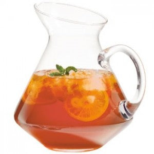 Glass Ice Tea Pitcher
