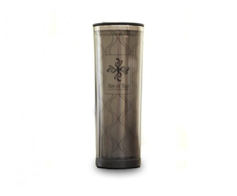 ART OF TEA STAINLESS STEEL TEA TUMBLER