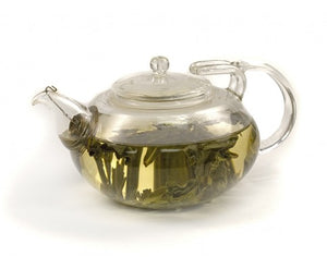 Glass Bell Teapot