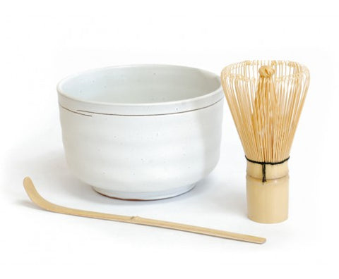 CEREMONIAL MATCHA BOWL SET