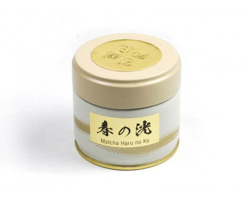 HARU NO KO CEREMONIAL GRADE MATCHA- 30G TIN