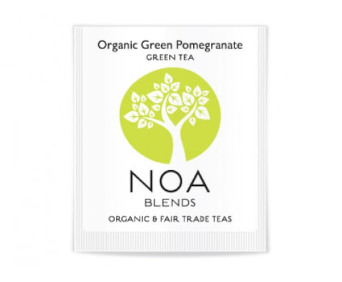 NOA Blends - Organic Green Pomegranate