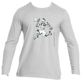 Paris METRO Couture: A. Komadina - Basketball Long Sleeve Soft T