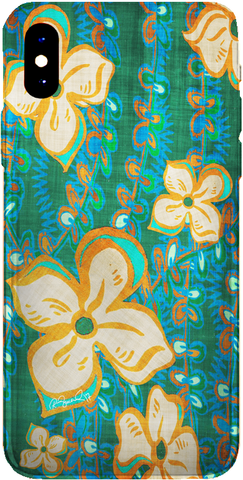 PMC iPhone 8 Case - Hawaiian Vines - ParisMETROCouture.com