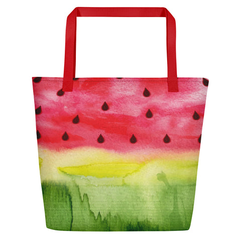 Watermelon - Beach Bag