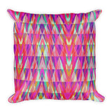 Rainbows and You - Square Pillow