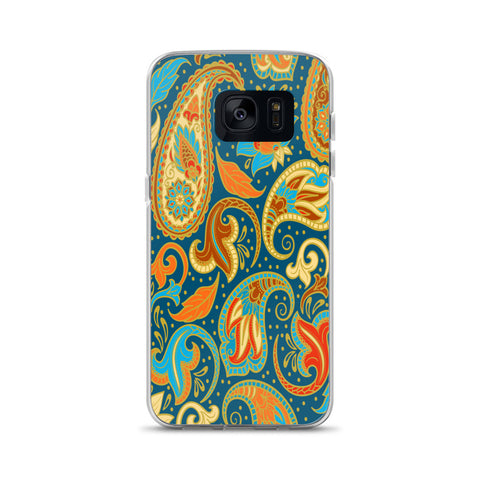 Paisley Power Samsung Case