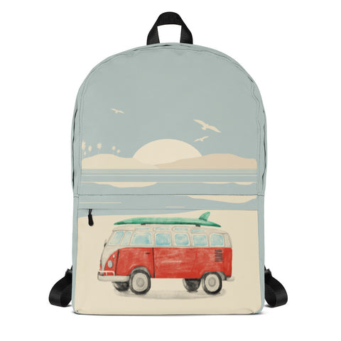 Beach Bound VW Backpack