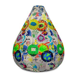 Eye Have Hope All-Over Print Bean Bag Chair w/ filling