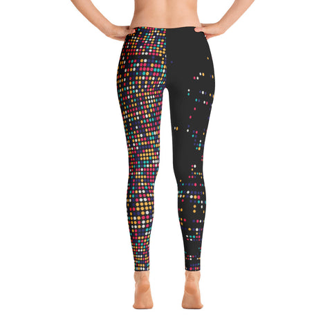 Digital Based Leggings