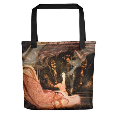 Annabel Lee by Amanda Magick Tote bag