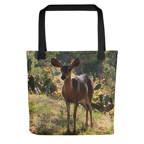 The Deer by C. Kellerher Tote bag