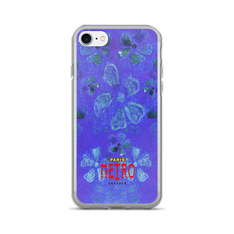 Paris METRO Couture: Pocket Full of Posies iPhone 7/7 Plus Case - ParisMETROCouture.com