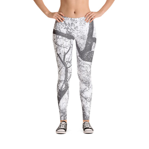 Etched Forest Above Leggings