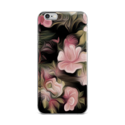 Night Blooming Flowers Cell Phone Case - Fits iPhone X and Other Sizes 5-X