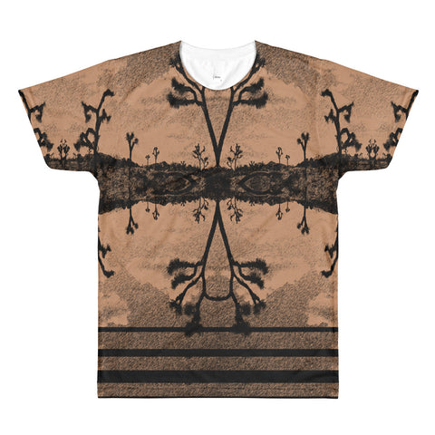 The Desert by C. Kellerher All-Over Printed T-Shirt