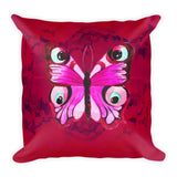 My Butterfly Premium Pillow