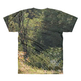 The Deer by C. Kelleher All-Over Printed T-Shirt