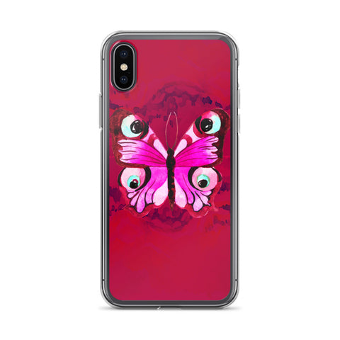 My Butterfly iPhone Case