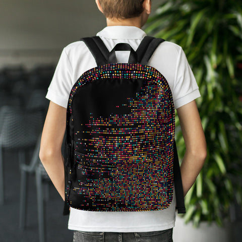Digitized Map Backpack