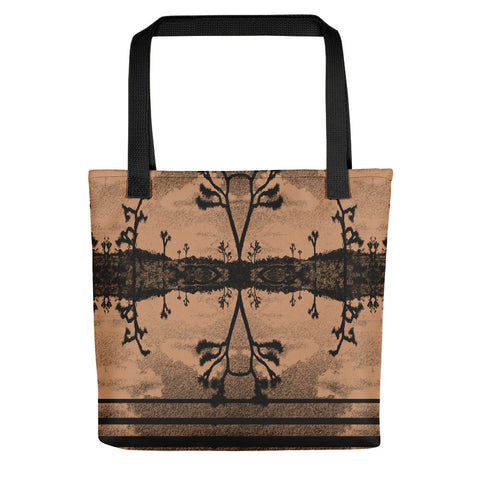 The Desert by C. Kellerher Tote bag
