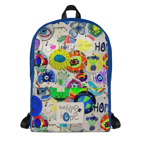 Eye Have Hope Backpack Version 3