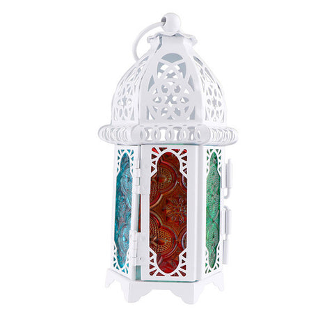 Vintage Moroccan Lanterns Metal Candle Holder for Your Beautiful Home or Gift