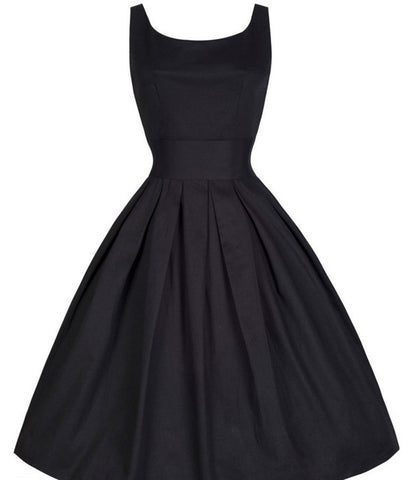 Vintage Ball Gown Hepburn Style