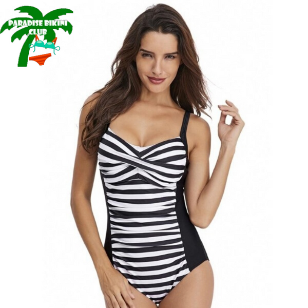 Women Tummy Control Swimsuit One Piece