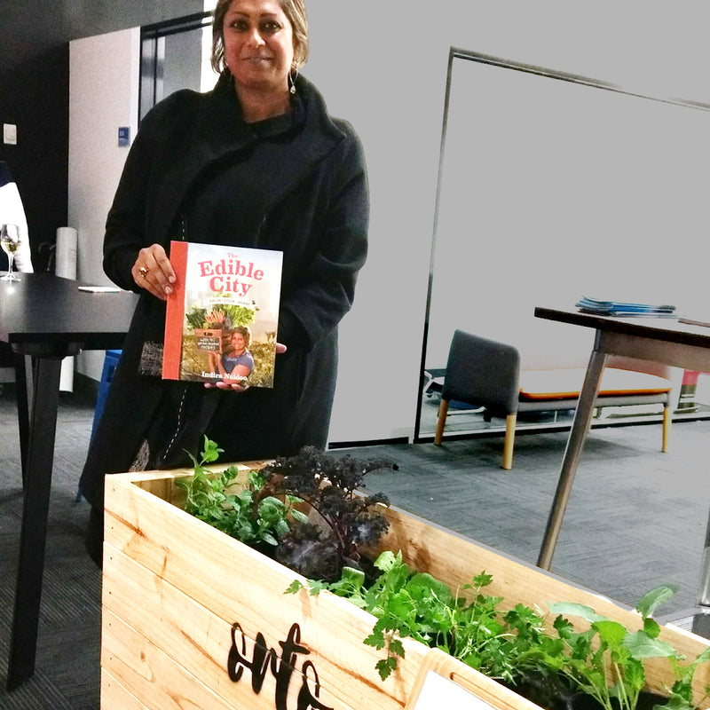 Living Small, Gardening Big - Indira Naidoo