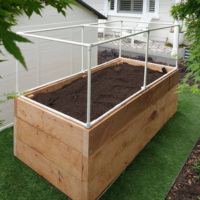 Cover for Raised Wicking Bed